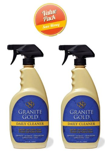 Granite Gold Daily Cleaner - 24 oz - 2 (Gold Granite)