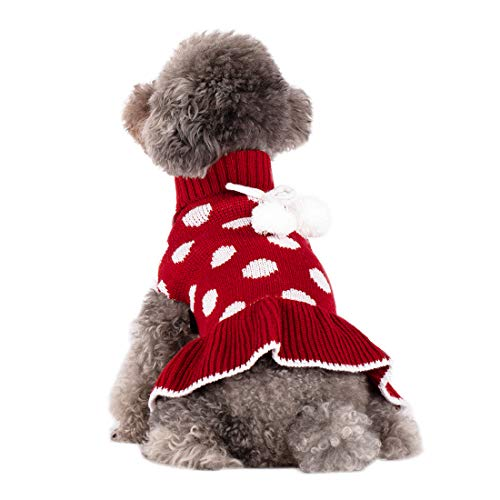 red dog sweater - 6