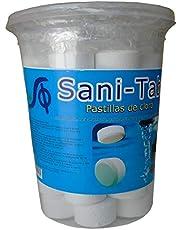 Tableta-Pastilla de tricloro para desinfectar tinacos, cisternas, albercas y mas.