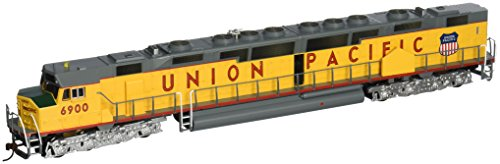 Locomotive Decoder - Bachmann Trains EMD DD40AX Centennial DCC Equipped Diesel Locomotive Union Pacific #6900