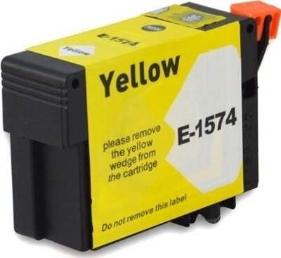 AIM Remanufactured Ink Cartridge Replacement for Epson Stylus Photo R3000 ( Yellow )