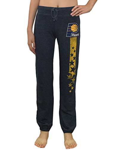 INDIANA PACERS - Womens Lounge pants / Yoga Pants XL Dark Blue by NBA
