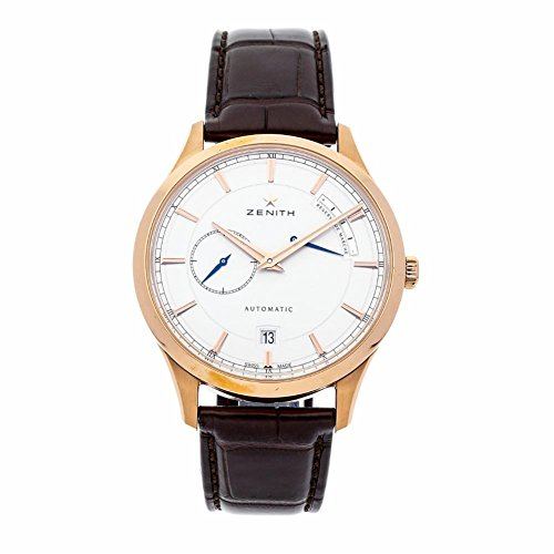 Zenith Elite automatic-self-wind mens Watch 18.2121.685/01.C498 (Certified Pre-owned)