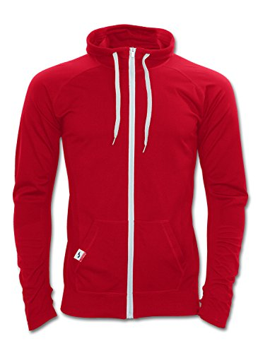 JOMA JACKET SKIN RED 8XS
