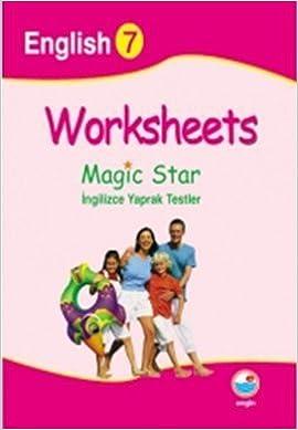 English 7 Worksheets - Magic Star Ingilizce Yaprak Testleri ...