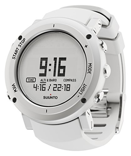 Suunto Core Wrist-Top Computer Watch with Altimeter, Barometer, Compass, and Depth Meas