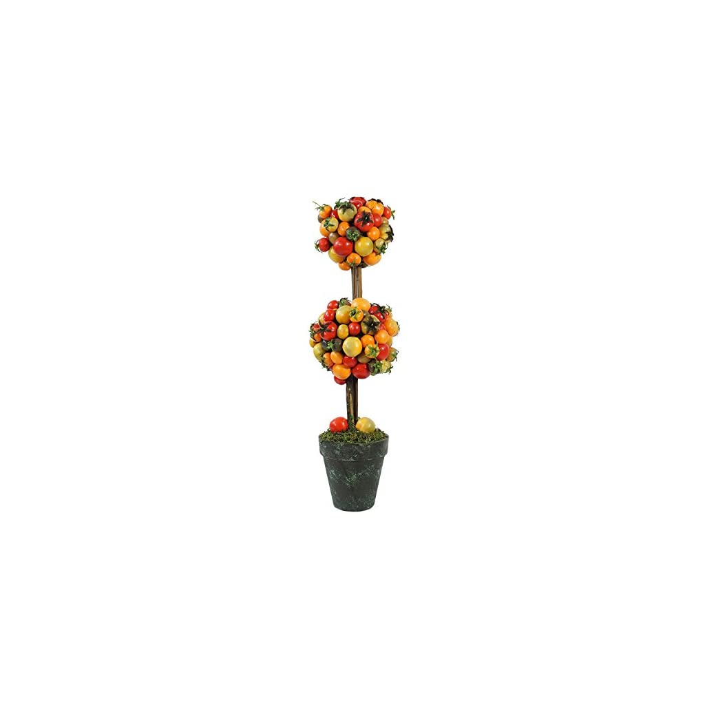 AB-Home-21-Decorative-Potted-Artificial-Double-Ball-Tomato-Topiary-Tree