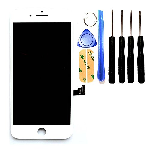 Passion white iPhone 7 4.7 inch Screen Replacement Kit LCD screen tools included (7 white)