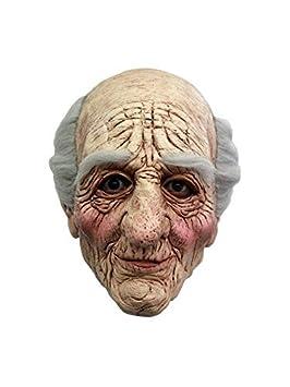DISBACANAL Máscara Abuelito Adorable
