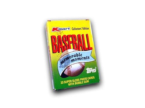 1988 Topps Toys (1988 Topps Baseball Kmart Factory Set)