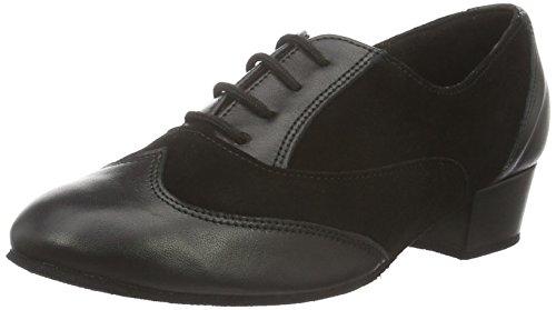 070 Diamant Dance Shoes 2 063 UK 029 WoMen Tanzschuhe Ballroom Damen Black qXwr7OxX
