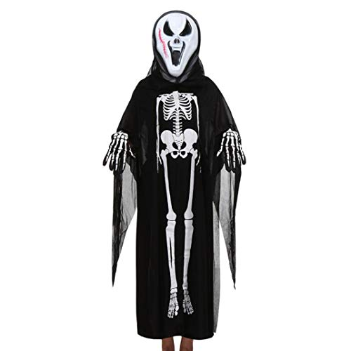 Price comparison product image Baby Halloween Clothes,Leegor Toddler Boys Girls Kids Cosplay Costume Cloak+Mask+Gloves Outfits Set