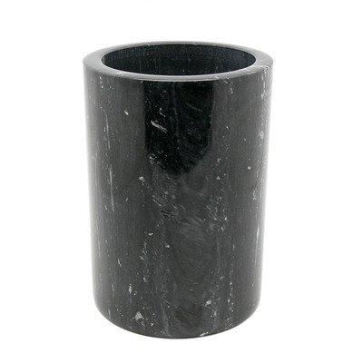 Creative-Home-Natural-Black-Marble-Wine-Cooler-Tool-Holder-Crock