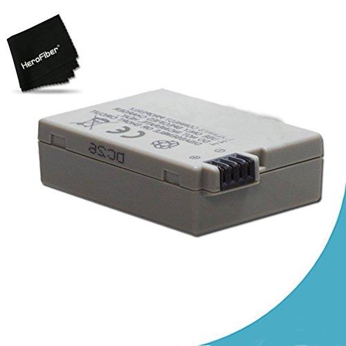 High Capacity Replacement Canon LP-E8 Battery for Canon EOS Rebel T5i, T4i, T3i, T2i, EOS 700D, 650D, 600D, 550D DSLR Cameras (Dslr Camera 550d)
