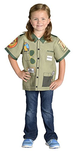 My 1st Career Gear Zoo Keeper
