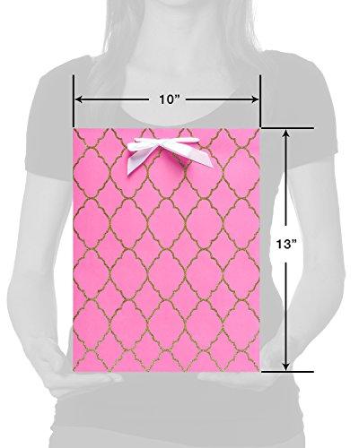 American Greetings Baby Clothesline Gift Bag