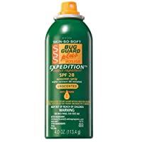 Avon Skin So Soft Plus IR3535 Expedition Unscented Bug Spray SPF 28 Green Can Sports...