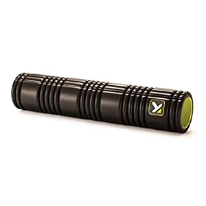 TriggerPoint GRID Foam Roller with Free Online Instructional Videos, 2.0 (26-inch), Black