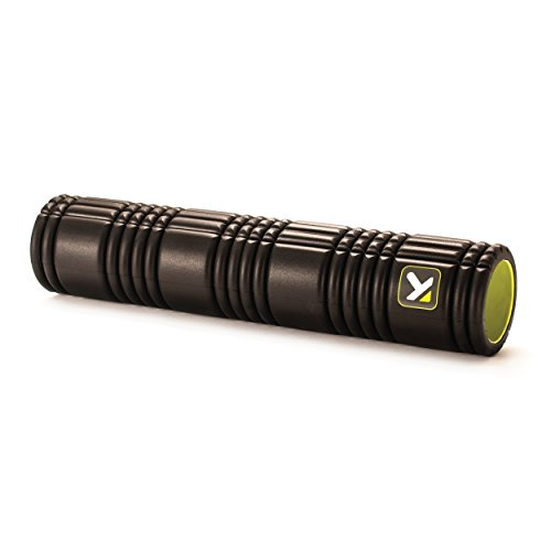 TriggerPoint GRID Foam Roller with Free Online Instructional Videos, 2.0 (26-inch), Black ()