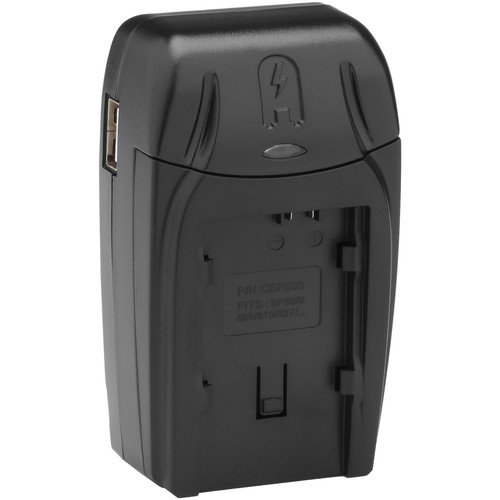 - Watson Compact AC/DC Charger for BP-800 Series Batteries(6 Pack)
