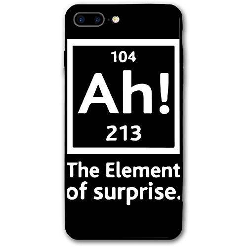 ZhiqianDF Ah The Element Of Surprise IPhone 8 Plus Case 5.5