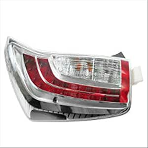 oe replacement tail light assembly toyota. Black Bedroom Furniture Sets. Home Design Ideas