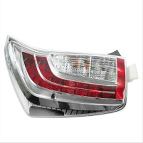 Multiple Manufacturers TO2800189N OE Replacement Tail Light Assembly TOYOTA PRIUS 2012-2013 Partslink TO2800189