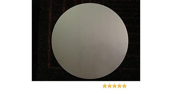 """Round Circle .125 Aluminum Disc x 2.25/"""" Diameter 5052 Aluminum 1//8/"""""""