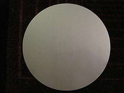 "Circle A36 Steel 4.50/"" Diameter 3//16/'/' Round Steel Plate Disc"