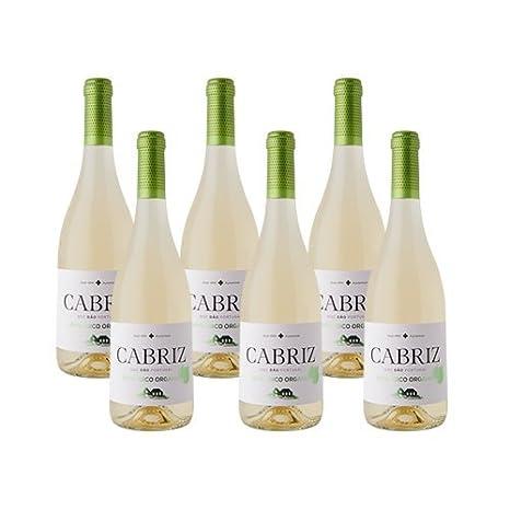 Cabriz Biologico - Vino Blanco - 6 Botellas