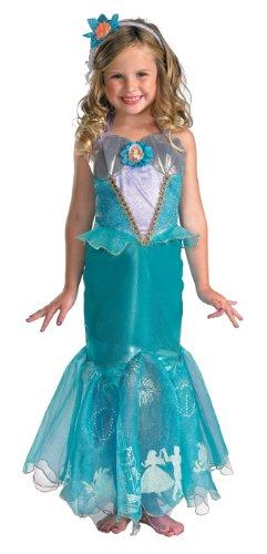 [Storybook Ariel Prestige Child Costume - Small] (Storybook Ariel Prestige Kids' Costumes)