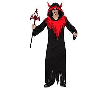 Atosa 18725 Disfraz demonio adulto M-L, talla hombre: Amazon.es ...