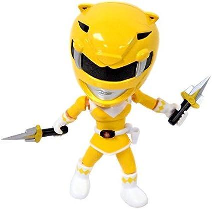 Mighty Morphin Power Rangers 3-Inch Figure Yellow Ranger