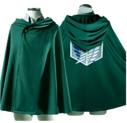 Fantasycart Attack Shingeki Clothes Cosplay product image