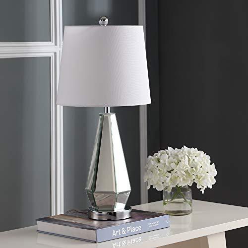 Safavieh TBL4112A-SET2 Home Collection Chiara Silver Table ()