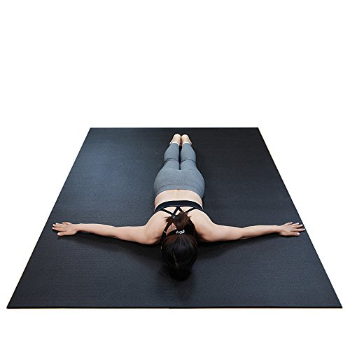 RevTime Extra Large Exercise Mat 7 x 5 feet (84