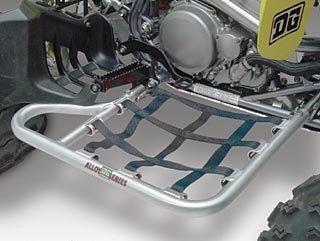 DG Performance 60-6405 - Alloy Series Nerf Bar - Aluminum fits Suzuki LTZ 400 (2003 - (Suzuki Performance Parts)