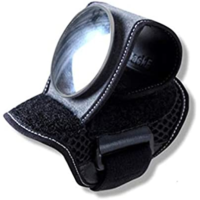 Candybarbar Bicycle Cycling Bike Wrist Rearview Mirror Guards Wristbands Back Eye Estimated Price £10.14 -