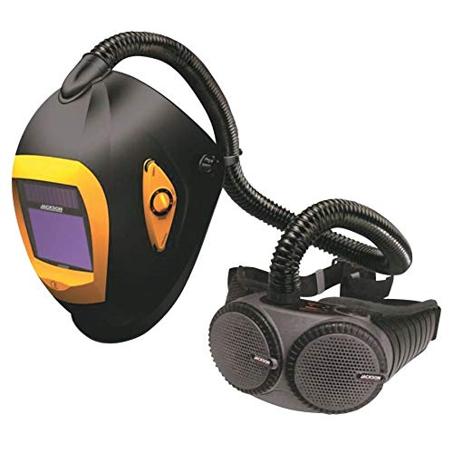 Jackson Safety Airmax Elite PAPR with BH3 Air Head Top (40839), Powered Air Purifying Respirator, Welding Gear, Storage Bag, 1 / Order