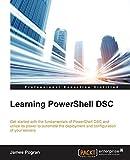 Learning PowerShell DSC