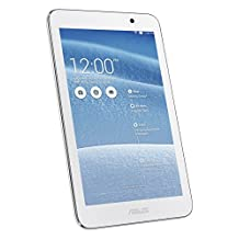 """ASUS MeMO Pad 7 ME176CX-A1-WH 7"""" Tablet (1GB RAM, 16GB eMMC, Android 4.4 - White)"""