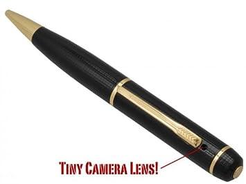 Spy Pen Camera NEW RELEASE - Full HD 1920* 108O P Video Camera - Spy Pen  Camera - Hidden Security & Surveillance - Full HD Photo 2560*1920 - FREE …