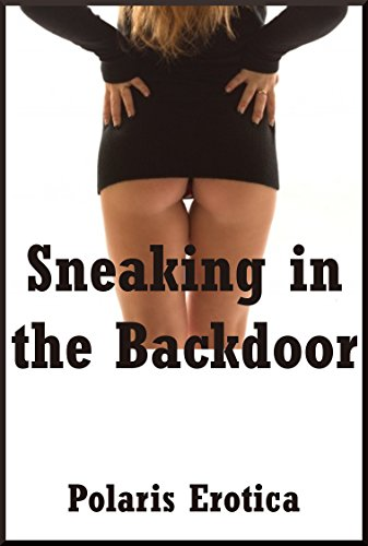 Are amazon anal back door in