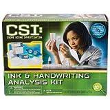 CSI: Crime Scene Investigation Ink & Handwriting Analysis Kit
