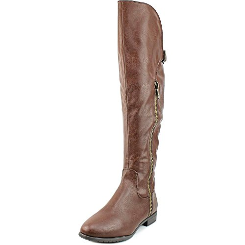 Knee Fashion Smooth Womens Rialto High Toe Closed Mocha WC Boots FIRSTROW WC rOXgv1qX