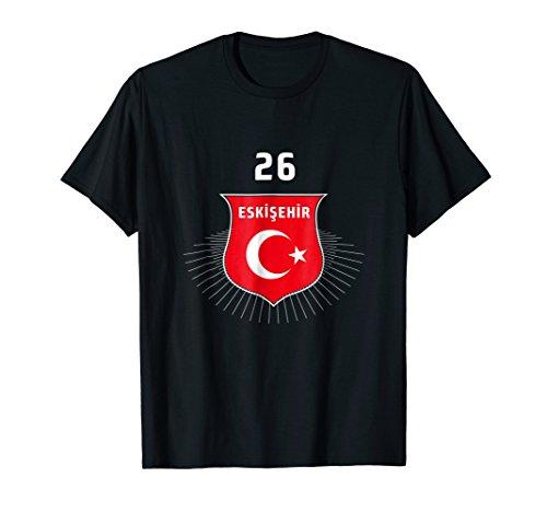 - Eskisehir Turkey T-Shirt Turkiye Gift