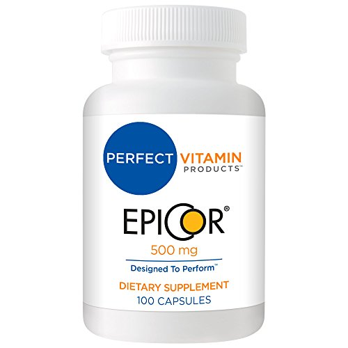EpiCor® 500 mg Capsules 100-Count | Patented Whole-Food Yeast Fermentate for Immune Support Review