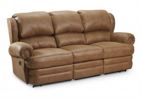 Lane Furniture 203-39-63/5163-40 Lane Hancock Double Reclining Sofa in Mahogany (Special Order