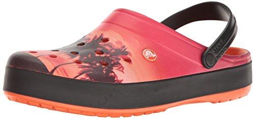 Crocs Unisex Crocband Tropics Clog product image