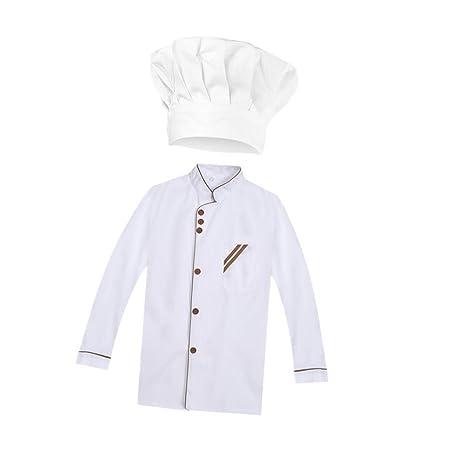 Jili Online Professional Unisex Kitchen Chef Jackets Uniform Short
